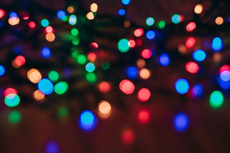 Photo Of String Lights Photo By Freestocks
